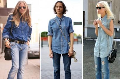 Camisas de Jean