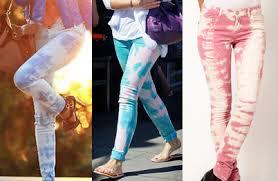 Jeans Batik