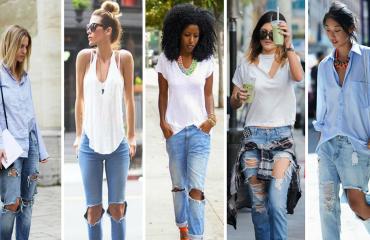 Jeans Rotos Am Jeans