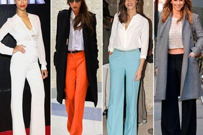 Pantalones de Vestir para Mujer