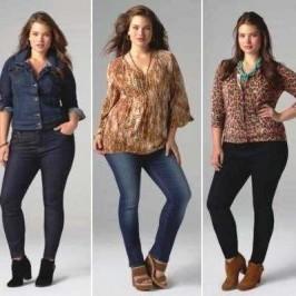 Jeans Talles Grandes