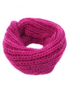 Cuello bufanda infinita lana pack por 6 unidades. Varios Colores