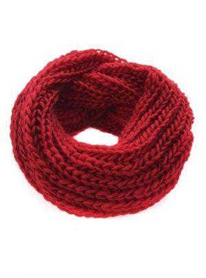 Cuello bufanda infinita lana. Varios Colores
