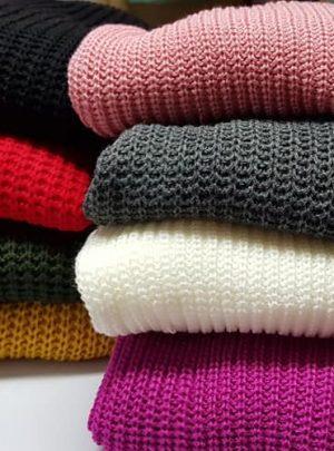 Sweater Hombro descubierto. Varios Colores