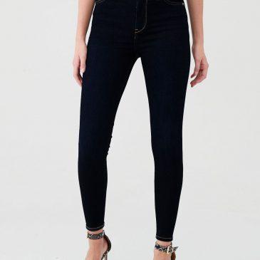Jeans Inquieta Chupin