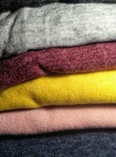 Buzo Sweater lanilla. Varios colores