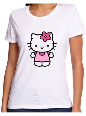 Remera Hello Kitty