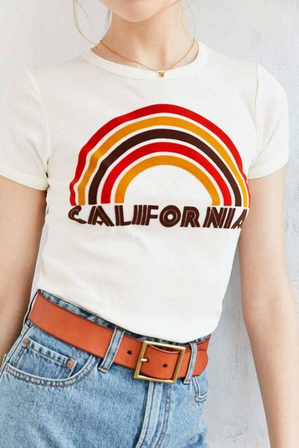 Remera California