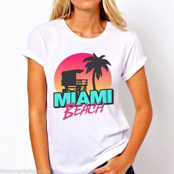 Remera Miami