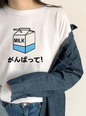 Remera Milk