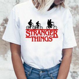 Remera Stranger Things